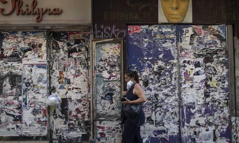Κορονοϊός: 124 νέα κρούσματα - Στους 210 οι νεκροί