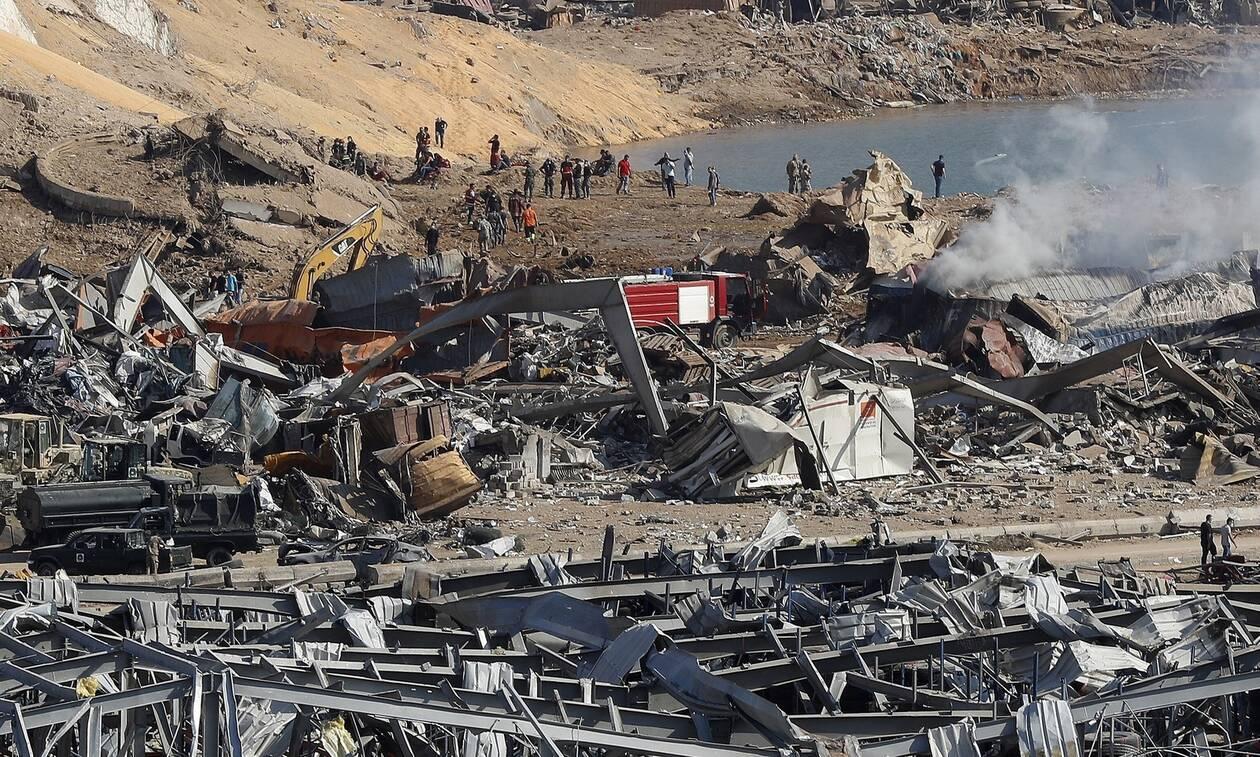 Βηρυτός - Ασύλληπτο: Στάση στον Πειραιά είχε κάνει το μοιραίο πλοίο με την νιτρική αμμωνία