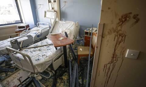 Βηρυτός - Συγκλονίζουν γιατροί και νοσηλευτές: «Ούτε στον εμφύλιο τέτοιο χάος»