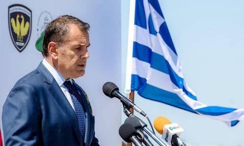 Βηρυτός: Τηλεφωνική επικοινωνία Παναγιωτόπουλου με τον Λιβανέζο ομόλογό του