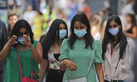 Κορονοϊός: Η υποχρεωτική χρήση μάσκας «καλύπτει» ολόκληρη την Ευρώπη