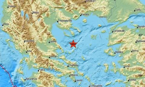 Σεισμός στο Βόρειο Αιγαίο (pics)