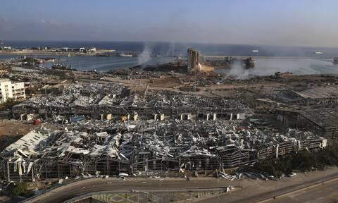 Βηρυτός: Μάχη με το χρόνο για επιζώντες στα συντρίμμια της ισοπεδωμένης πόλης