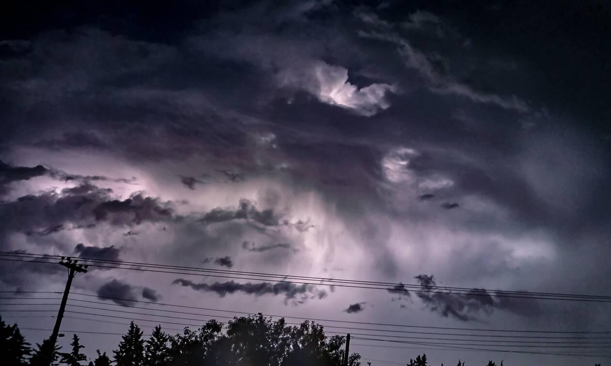 Καιρός: Η «Θάλεια» σκεπάζει την Ελλάδα - Πού θα «χτυπήσει» σήμερα (ΧΑΡΤΕΣ)  - Newsbomb - Ειδησεις - News