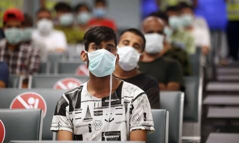 Μεταναστευτικό: Αναχωρεί η πρώτη πτήση εθελούσιων επιστροφών από το «Ελ. Βενιζέλος»