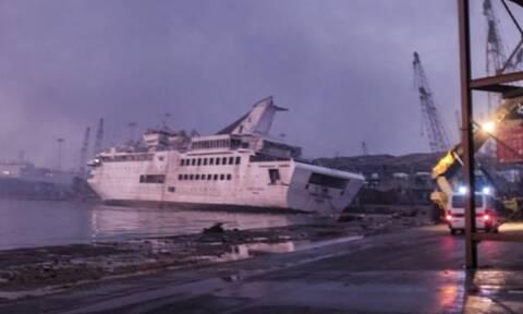 Βηρυτός: Βούλιαξε το κρουαζιερόπλοιο Orient Queen (video)