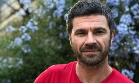 Χρήστος Βασιλόπουλος: Πού πήγε διακοπές με τον γιο του