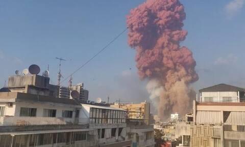 Βηρυτός: Η στιγμή της φονικής έκρηξης μέσα από 5 συγκλονιστικά βίντεο