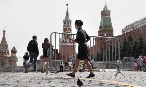 Ρωσία: 5.267 νέα κρούσματα κορονοϊού και 116 νέοι θάνατοι