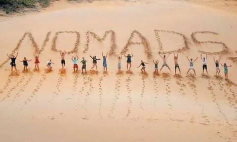 Nomads: Πρώην παίκτρια «αναστάτωσε» τη Μύκονο (video)