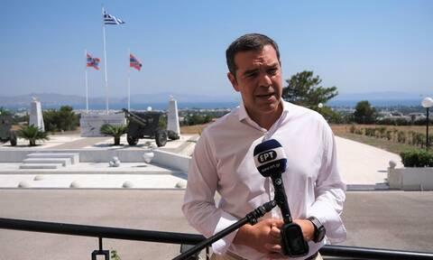 Τσίπρας: Κακή συμφωνία με Αίγυπτο δίνει όπλα στην Τουρκία - Όχι σε περιορισμένη επήρεια της Κρήτης