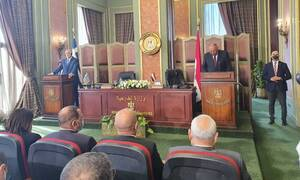 Είναι επίσημο! Έπεσαν οι υπογραφές για την ΑΟΖ Ελλάδας – Αιγύπτου