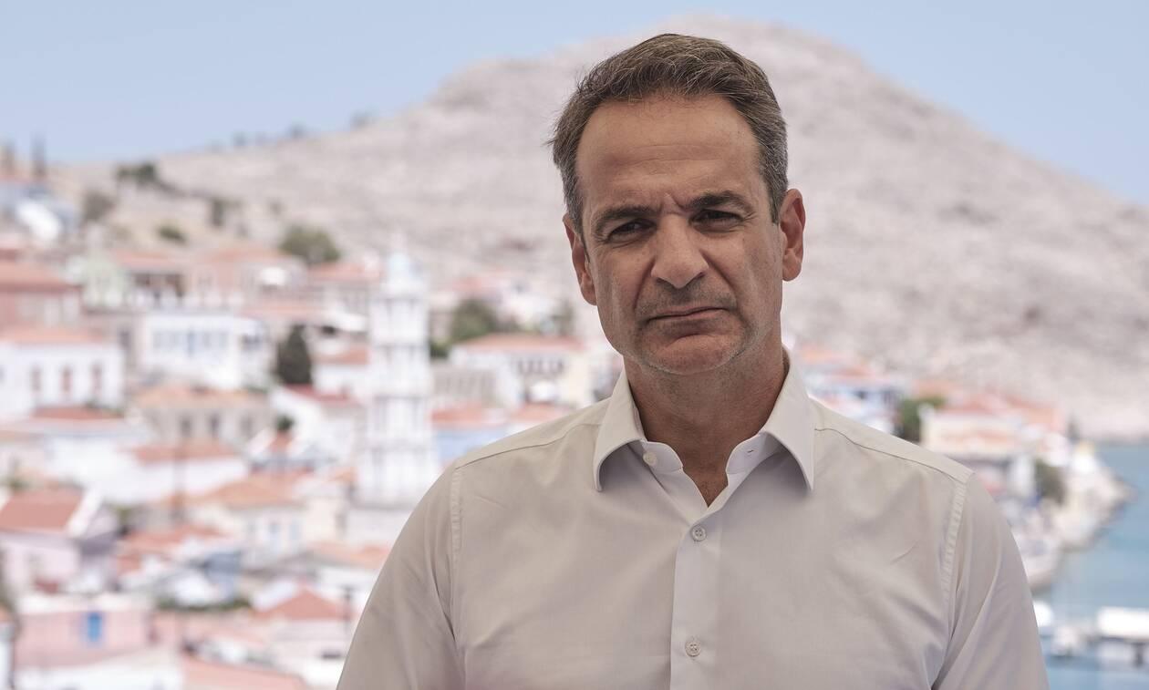 Μητσοτάκης για ΑΟΖ Ελλάδας - Αιγύπτου: Νέα πραγματικότητα στην ανατολική Μεσόγειο