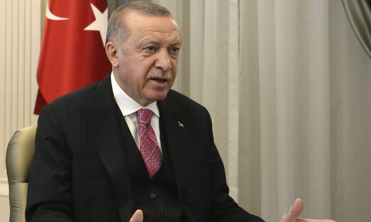 Οργή Ερντογάν για την ΑΟΖ Ελλάδας - Αιγύπτου: «Ανύπαρκτη η συμφωνία»