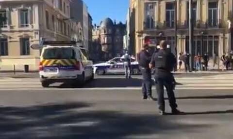 Συναγερμός στη Γαλλία: Ένοπλος κρατά ομήρους σε τράπεζα στη Χάβρη