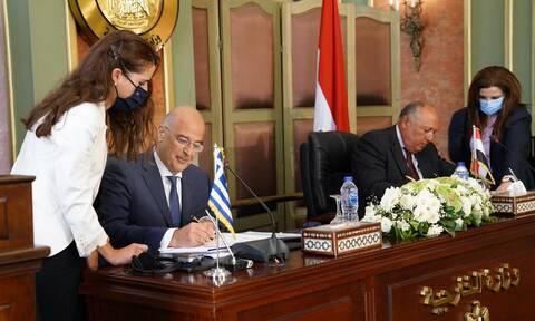 Πώς σχολίασαν τα γερμανικά ΜΜΕ τη συμφωνία Ελλάδας - Αιγύπτου