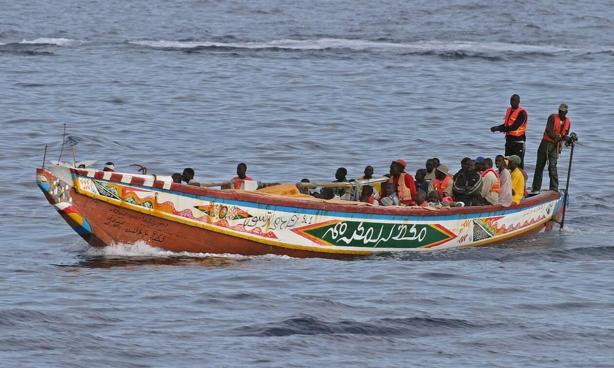 Μαυριτανία: Ναυάγησε πλεούμενο με περίπου 40 μετανάστες - Μόνο ένας επέζησε