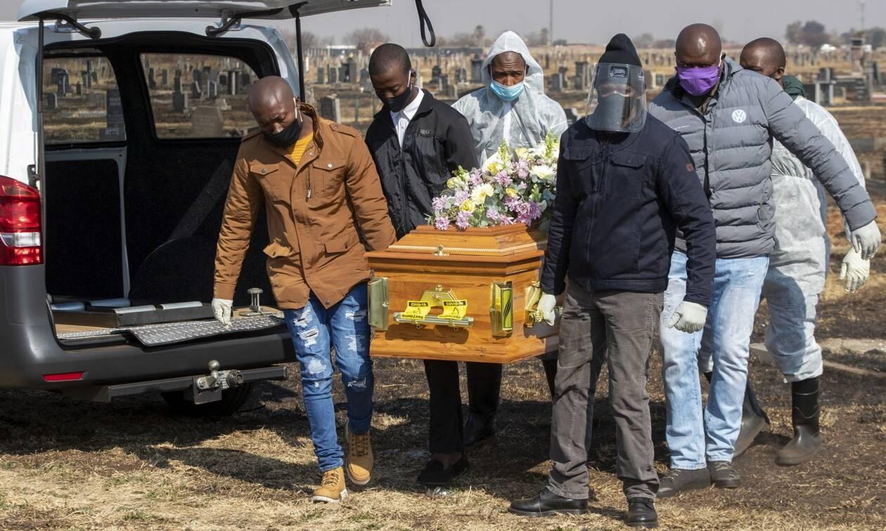 Κορονοϊός: Πάνω από 1 εκατομμύριο τα επιβεβαιωμένα κρούσματα στην Αφρική