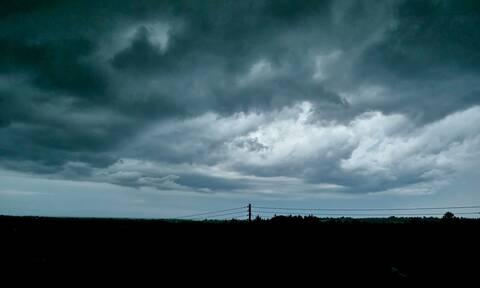 Έκτακτο δελτίο ΕΜΥ - Κακοκαιρία «Θάλεια»: Με καταιγίδες και χαλαζοπτώσεις η Παρασκευή