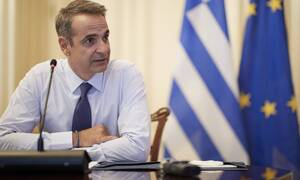 Στο υπουργείο Υποδομών ο Μητσοτάκης - Τι θα ανακοινώσει