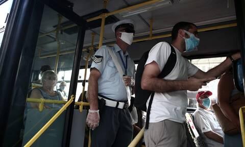 Στο υπουργείο Μεταφορών ο Μητσοτάκης: 655 προσλήψεις στα ΜΜΜ και προμήθεια λεωφορείων