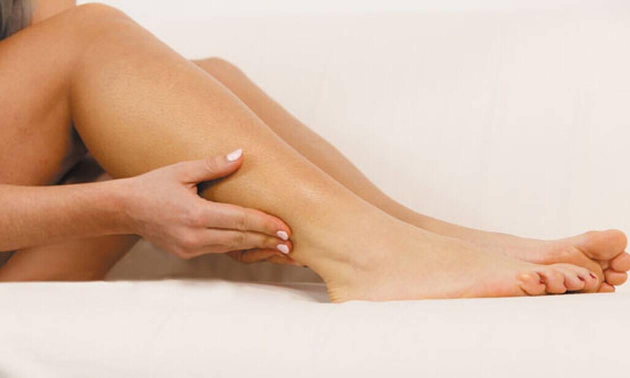 Έχετε κράμπες στα πόδια; Υπάρχει κάτι που πρέπει να μάθετε