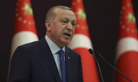 Απειλές Ερντογάν για την ΑΟΖ: Δεν υπάρχει συμφωνία Ελλάδας - Αιγύπτου - Ξεκινάμε γεωτρήσεις