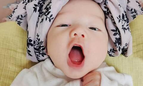 Μωράκια λένε τις πρώτες τους λέξεις και είναι άκρως απολαυστικά