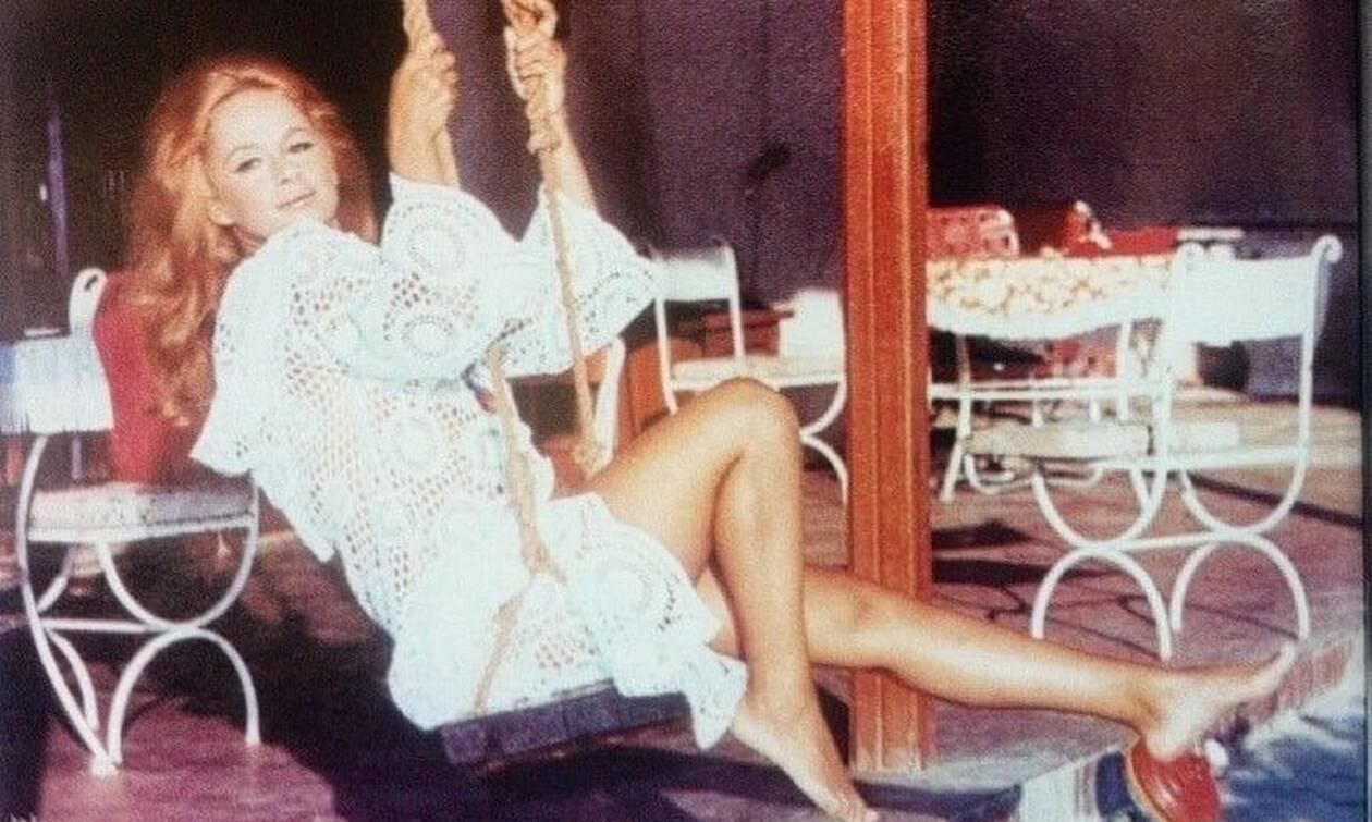 Θεολόγος: Δείτε πώς είναι σήμερα το εξοχικό της Αλίκης Βουγιουκλάκη