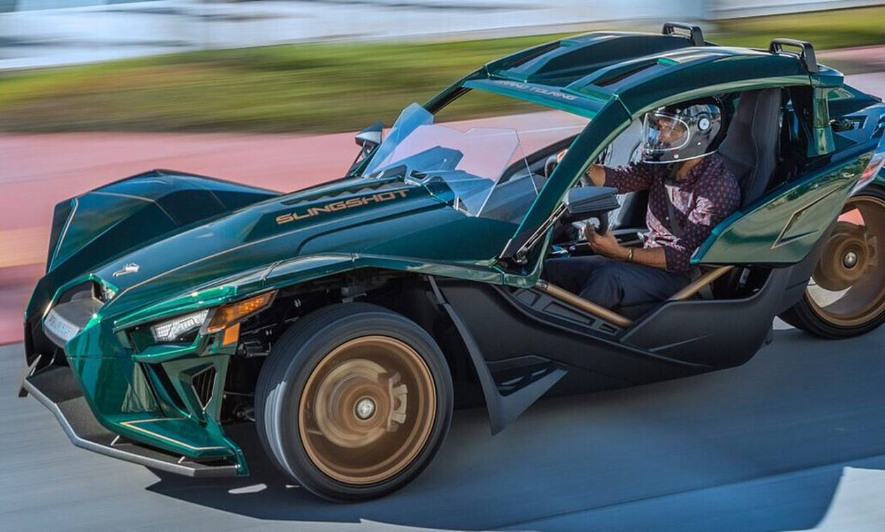 Δεν έχεις δει πιο περίεργο αυτοκίνητο στη ζωή σου