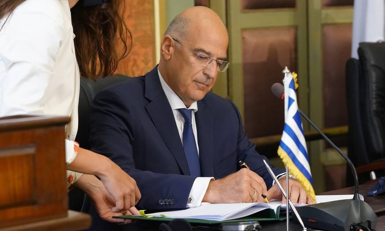 ΑΟΖ: Δείτε την συμφωνία Ελλάδας-Αιγύπτου - Τι προβλέπει