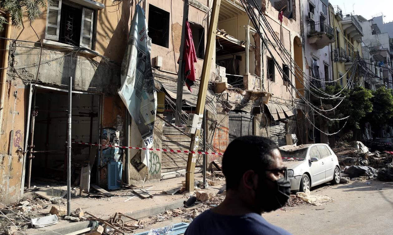 Βηρυτός: Zευγάρι υποδέχτηκε στη ζωή τον γιο του τη στιγμή της έκρηξης - Η συγκινητική φωτογραφία