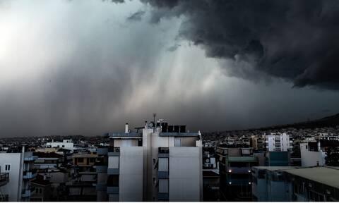 Καιρός - «Θάλεια»: Ανοίγουν οι ουρανοί τις επόμενες ώρες - Πού θα χτυπήσει η κακοκαιρία