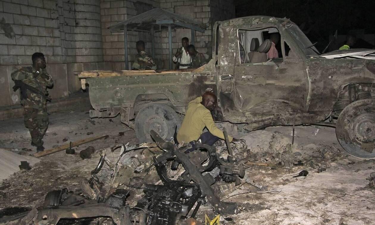 Σομαλία: Τουλάχιστον οκτώ νεκροί και 14 τραυματίες από την έκρηξη σε στρατιωτική βάση