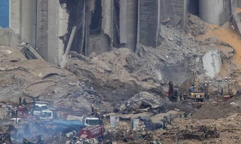 Εκρηξη στη Βηρυτό: Αυτοί είναι οι 12 Έλληνες διασώστες της 1ης ΕΜΑΚ