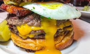 Το καλύτερο burger που υπάρχει