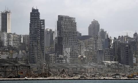 Βηρυτός: Νέο βίντεο σοκ από την φονική έκρηξη - Διαδηλώσεις και δακρυγόνα στο κέντρο της πόλης