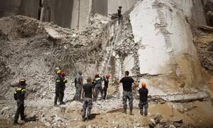 Βηρυτός: Θάνατος και συντρίμμια - Στους 158 οι νεκροί, 21 οι αγνοούμενοι