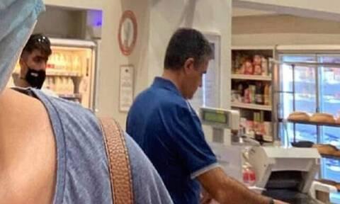 Κύπρος: Ενώπιoν της Δικαιοσύνης ο Δήμαρχος Αραδίππου – Μπήκε σε φούρνο χωρίς μάσκα