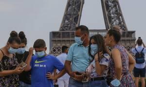 Κορoνοϊός - Παρίσι: Υποχρεωτική η μάσκα και στους εξωτερικούς χώρους