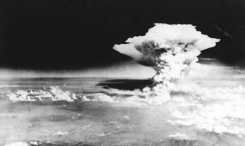 Σαν σήμερα το 1945 η δεύτερη ατομική βόμβα των Αμερικανών πέφτει στο Ναγκασάκι