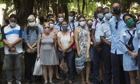 Κορονοϊός στην Κούβα: Η επιδημία ανακάμπτει - Η Αβάνα ξανά σε lockdown