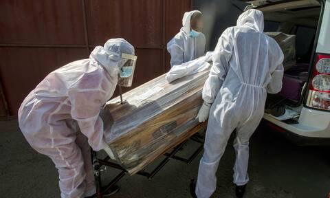 Κορονοϊός στη Νότια Αφρική: Ξεπέρασαν τους 10.000 οι νεκροί - 553.188 τα κρούσματα