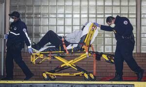 Κορονοϊός στις ΗΠΑ: 982 θάνατοι και 54.203 κρούσματα σε 24 ώρες