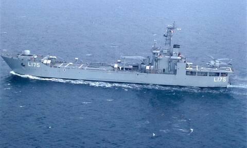 Βηρυτός - ΓΕΕΘΑ: Αποστολή Βοήθειας στον Λίβανο με το Αρματαγωγό Ικαρία