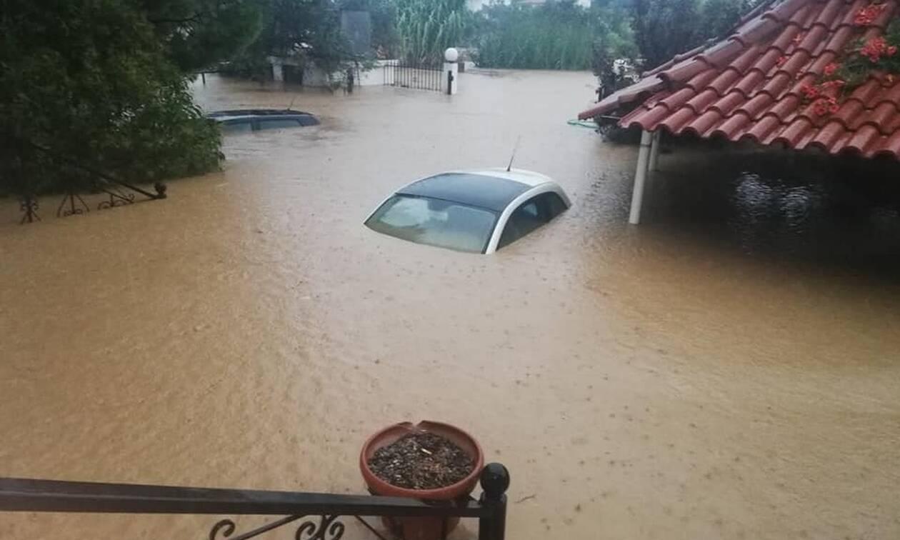 Πλημμύρες Εύβοια: Έτσι έγινε η φονική πλημμύρα - Ποιοι και γιατί «έκαψαν» την Εύβοια;
