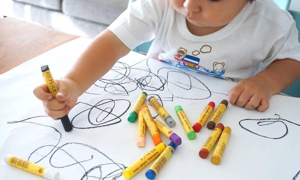 Γιατί είναι σημαντική η ζωγραφική για τα παιδιά;