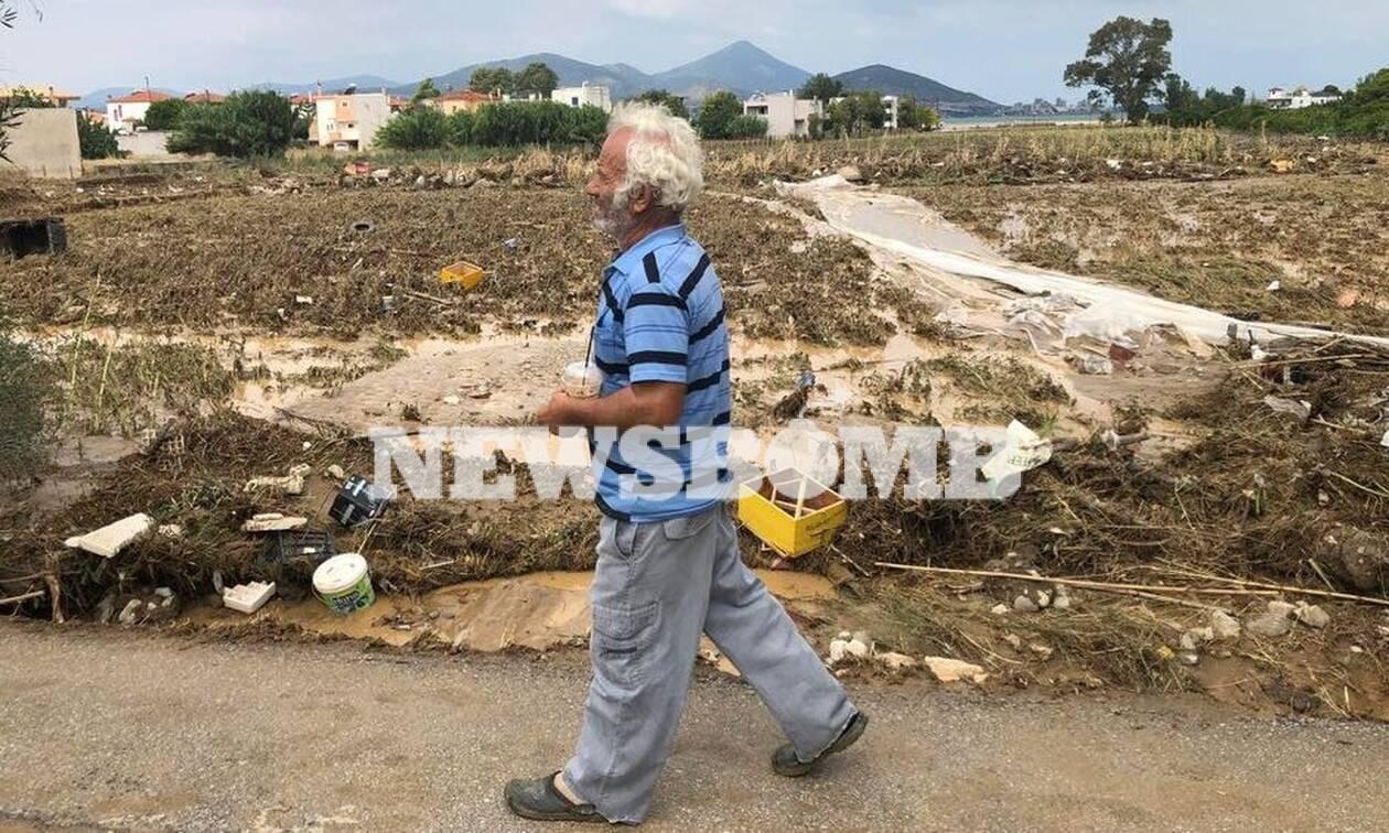 Πλημμύρες Εύβοια: Το Newsbomb.gr στον τόπο της τραγωδίας - 4 νεκροί και τεράστιες καταστροφές