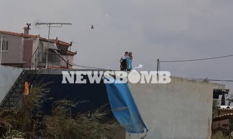 Νεκροί Εύβοια - Ρεπορτάζ Newsbomb.gr: Τεράστια προσπάθεια για απεγκλωβισμούς - Συγκλονιστικά βίντεο