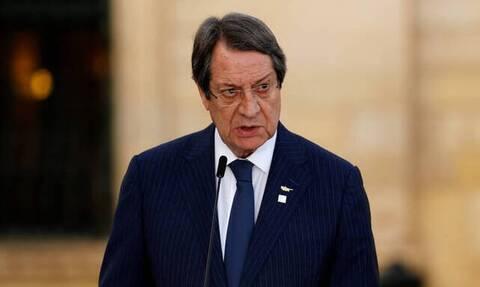 Αναστασιάδης: Η Κύπρος θα διαθέσει 5 εκατ. ευρώ για τις ανάγκες του Λιβάνου